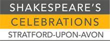 The Shakespeare Celebrations Logo